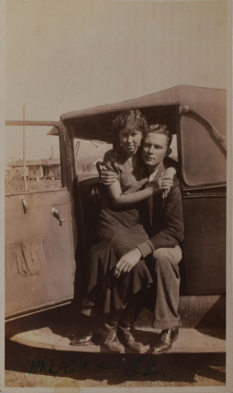 Pin On Bonnie Parker Clyde Barrow