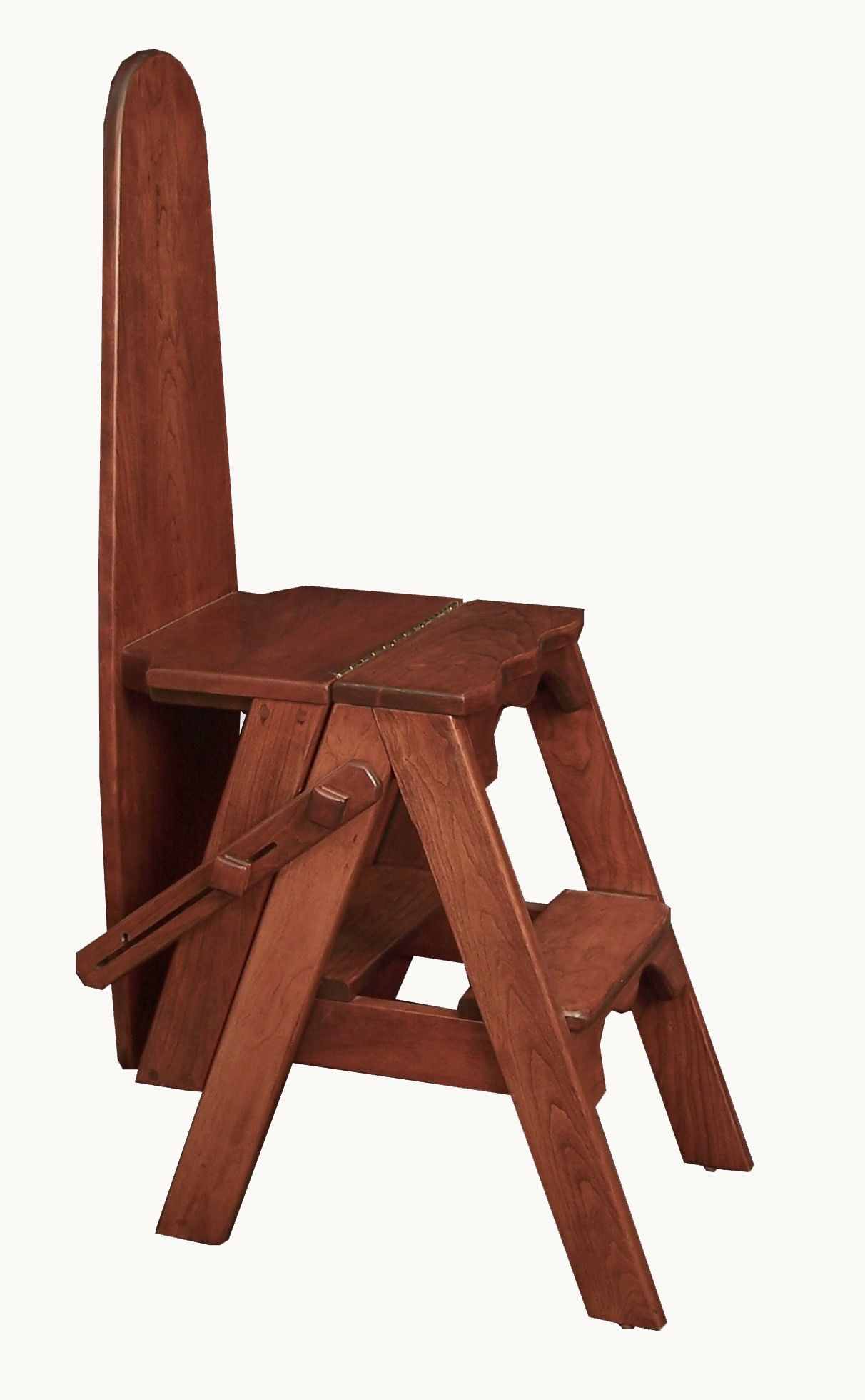 On It Multi Use Folding Chair, Stool, Ironing Board & Cover :: Folding &  Other Chairs :: Chairs :: Shop By Type :: Amish Furniture Factory - Our On-It Is A Three In One Amish Made Product. Converts Into A Step