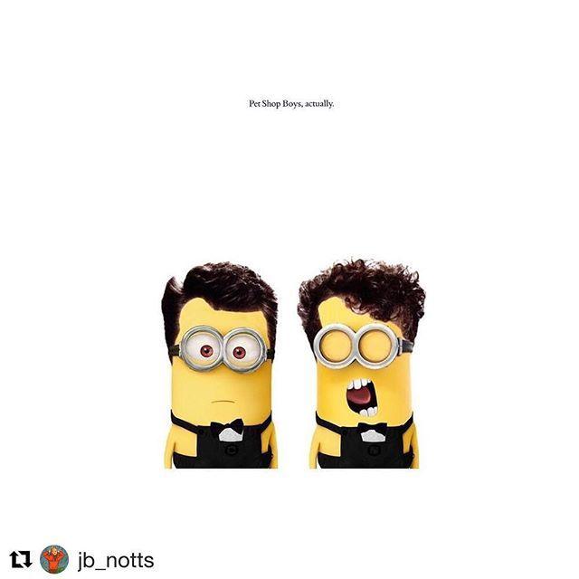 Repost Jb Notts Get Repost Pet Shop Boys Actually