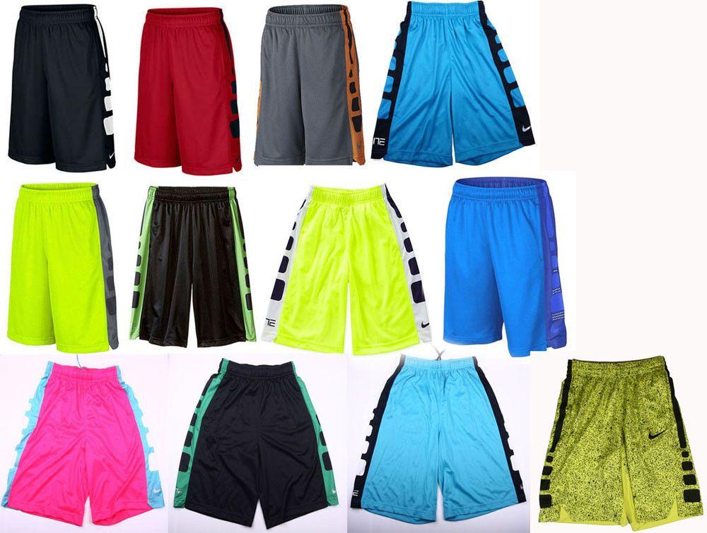 Badger Youth 6/'/' Inseam Pro Mesh Gym Shorts 2207 XS-XL Girls Boys Basketball