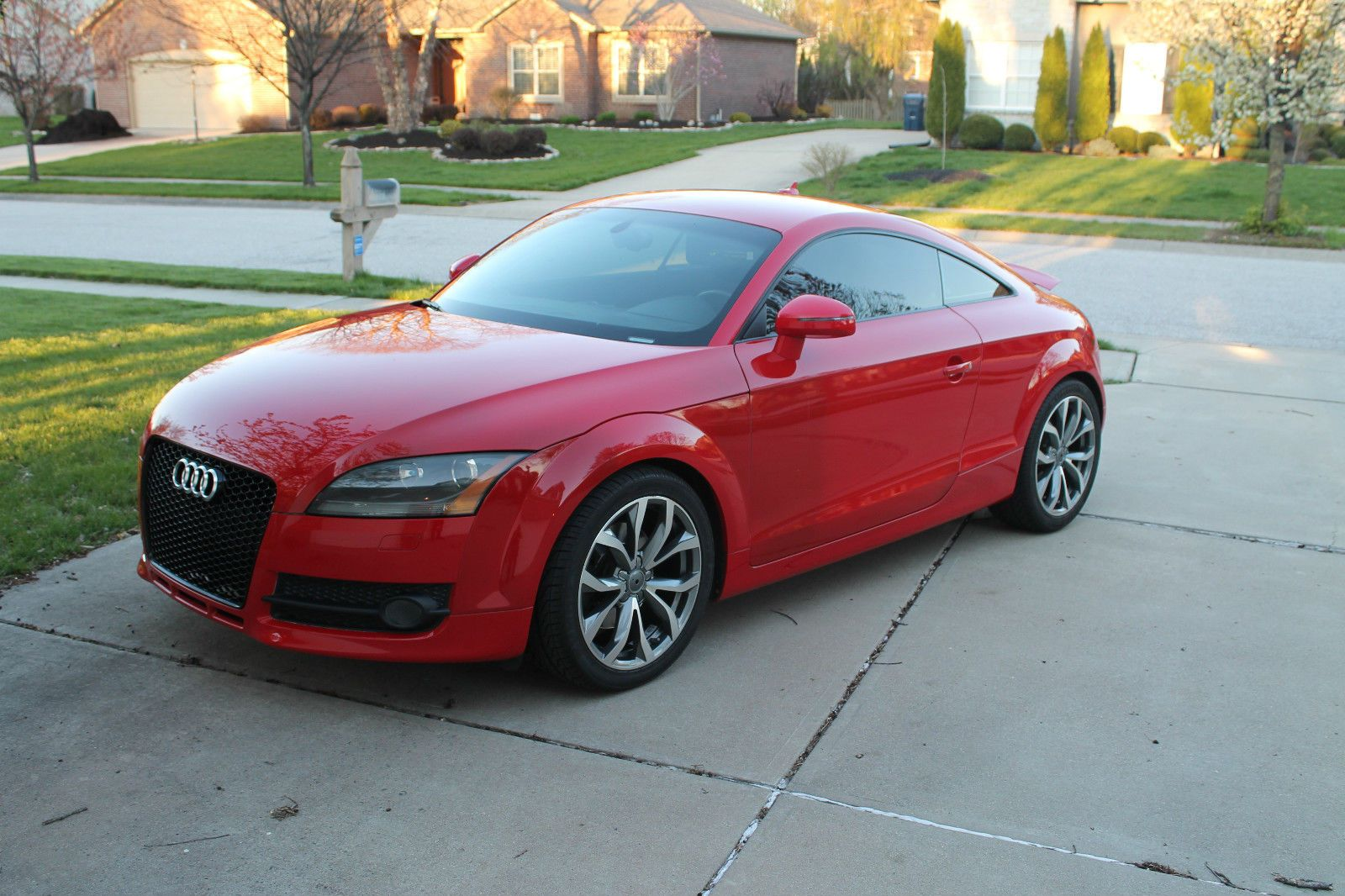 Car Brand Auctioned Audi Tt Base Coupe 2 Door 2008 Car Model Audi Tt Coupe 2 0 T Apr Stage 2 Turbo Red Check More At Http Auctioncars Online Product Car Brand