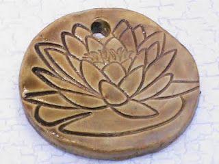 Air Dry Clay Pendants