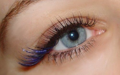 View Colored Eyelash Extensions  Images