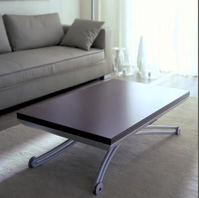 Best Adjustable Coffee Tables 2009 Apartment therapy Ligne roset