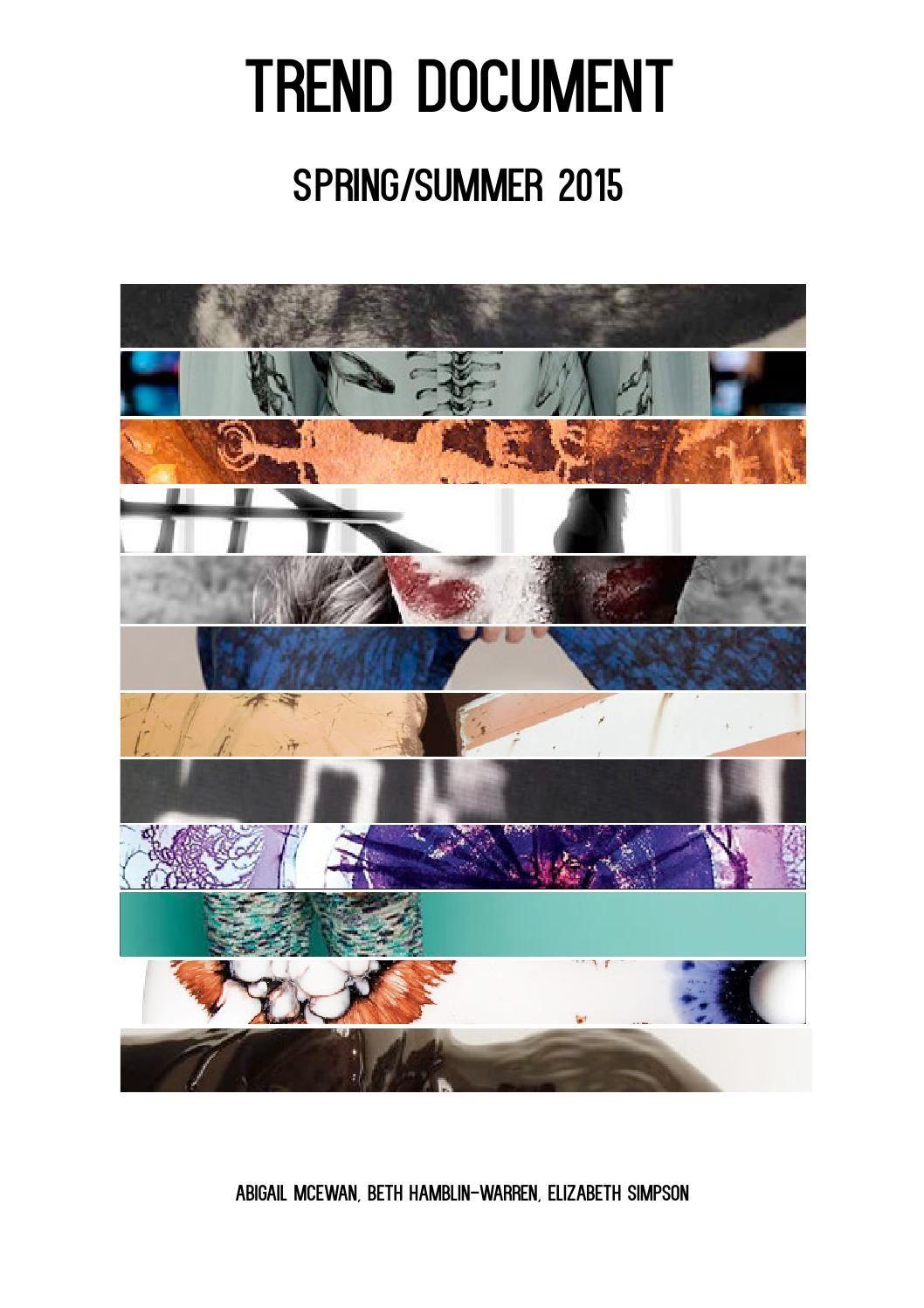 Trend report final | Menswear Trends 2015 | Fashion 2018 ...