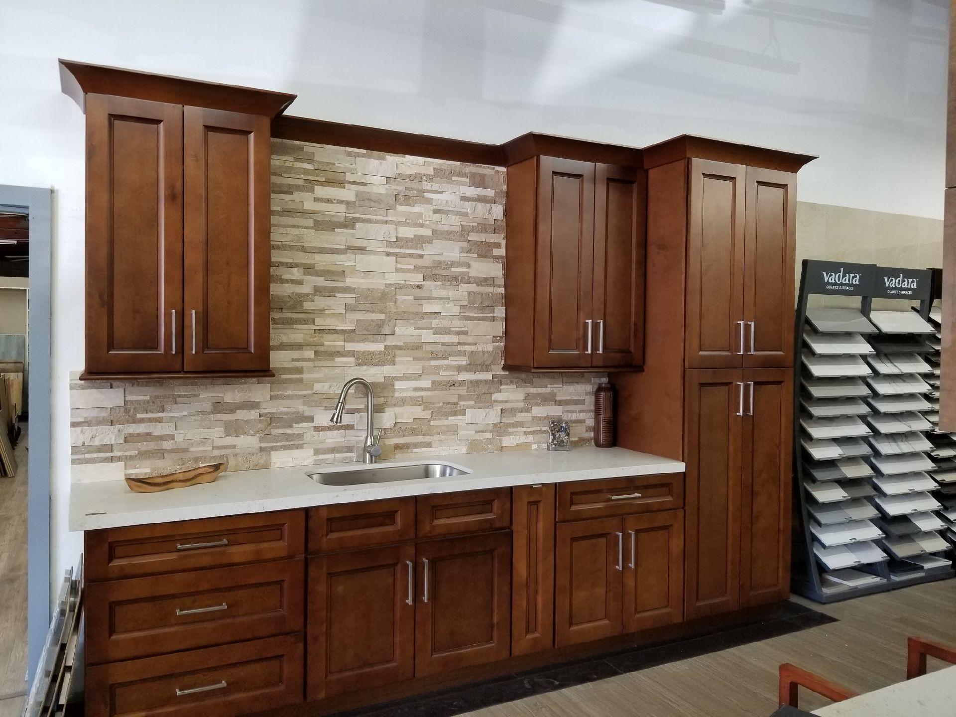 Truffle Espresso   Wholesale kitchen cabinets, Stock ...