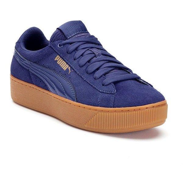 PUMA Vikky Platform Women's Suede Shoes ($70) </p>                     </div> <!--bof Product URL --> <!--eof Product URL --> <!--bof Quantity Discounts table --> <!--eof Quantity Discounts table --> </div> </dd> <dt class=