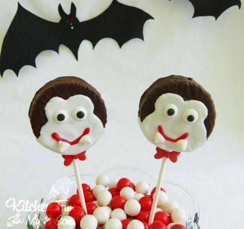 Halloween Fun Food Idea - Ding Dong Dracula   Halloween   Pinterest ...