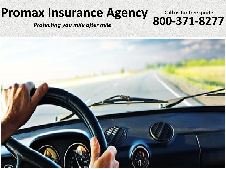 Promax Insurance Agency Car Rental Service Car Rental Car Hacks