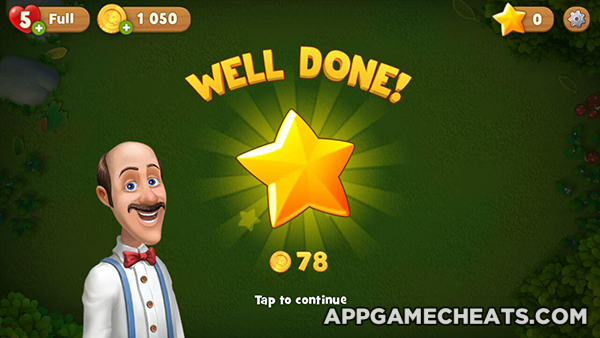 Gardenscapes New Acres Hack & Cheats for Coins & All