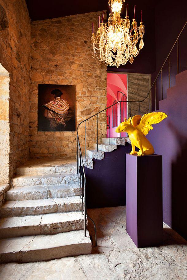 antique with modern #interior #decoration