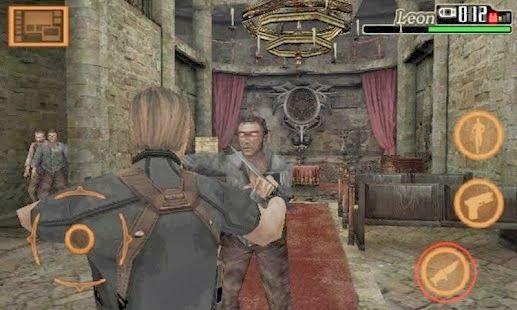 Resident Evil 4 V1 00 Apk Data Mod Unlimited Money Download Full