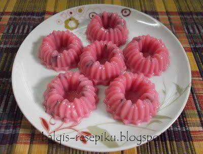 Agar Agar Bandung Cincau Agar Bandung Jelly