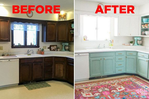 16 Jaw-Dropping Pictures Of Home Makeover Before-And-Afters