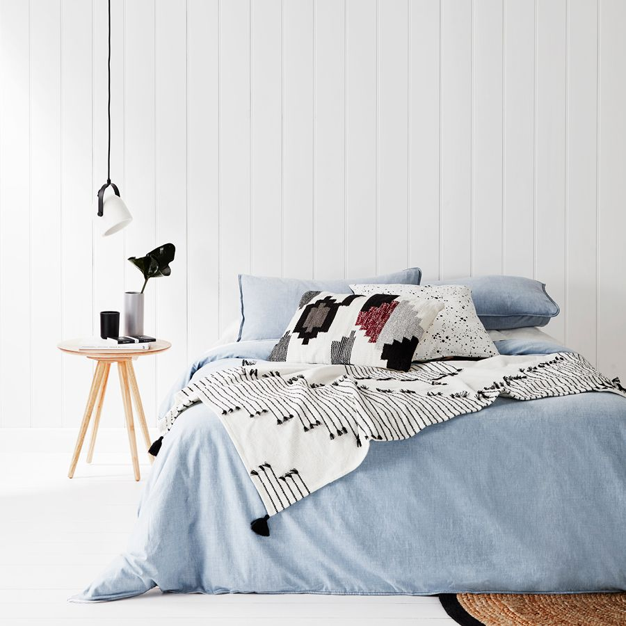 emmy queen denim quilt cover ranges quilt cover and bedrooms