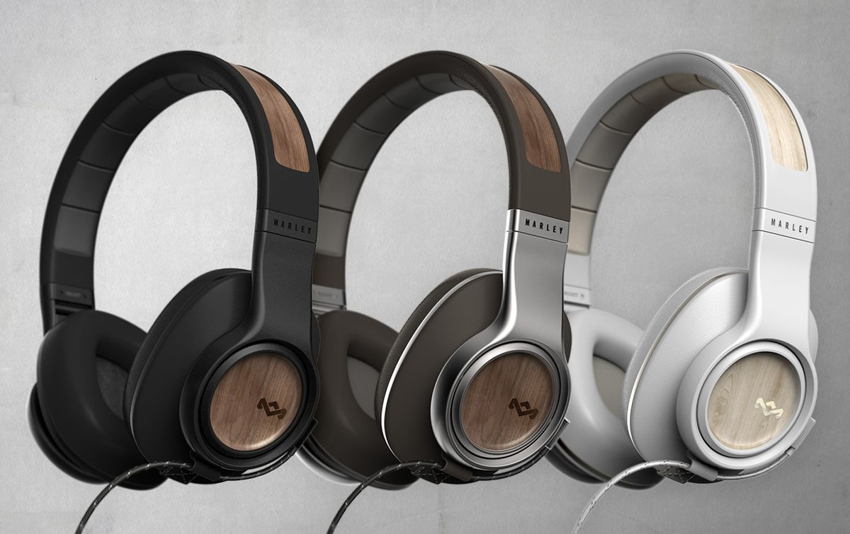The Legend Anc Noise Cancelling Headphones By House Of Marley The
