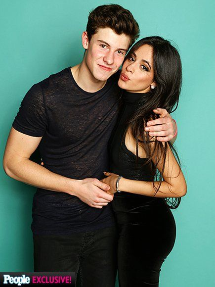 Shawn and Camila for People Magazine
