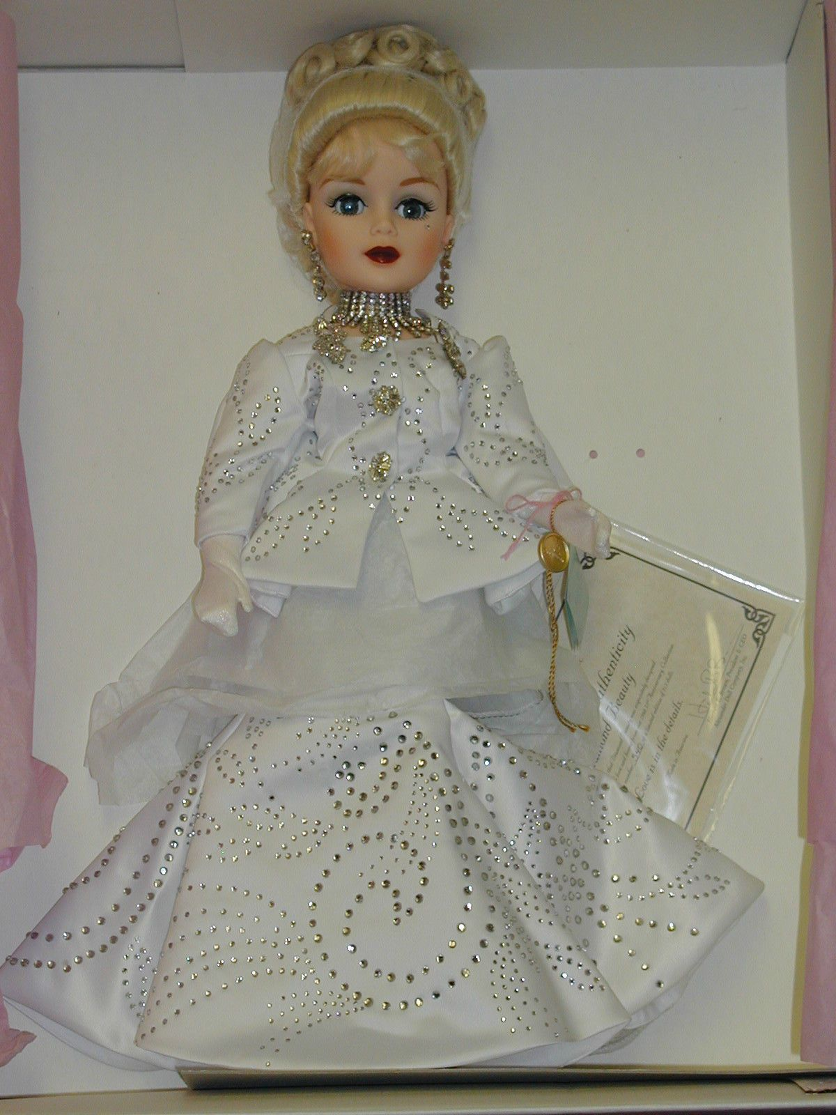 Madame Alexander 75th Anniversary Diamond Beauty Cissy Le 540 of 715 | eBay