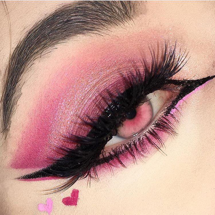 Pin By Millena On Makeup Edgy Makeup Artistry Makeup Eye Makeup