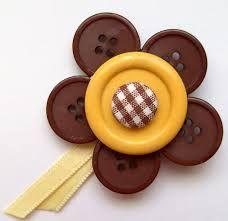 Flor botones