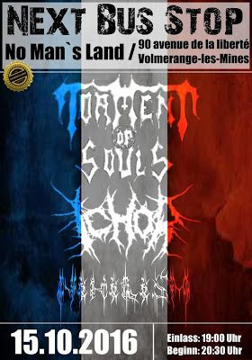 Long Live The Loud 666: 15 OCTOBER 2016 : TORMENT OF SOULS,NIHILISM,ICHOR ...