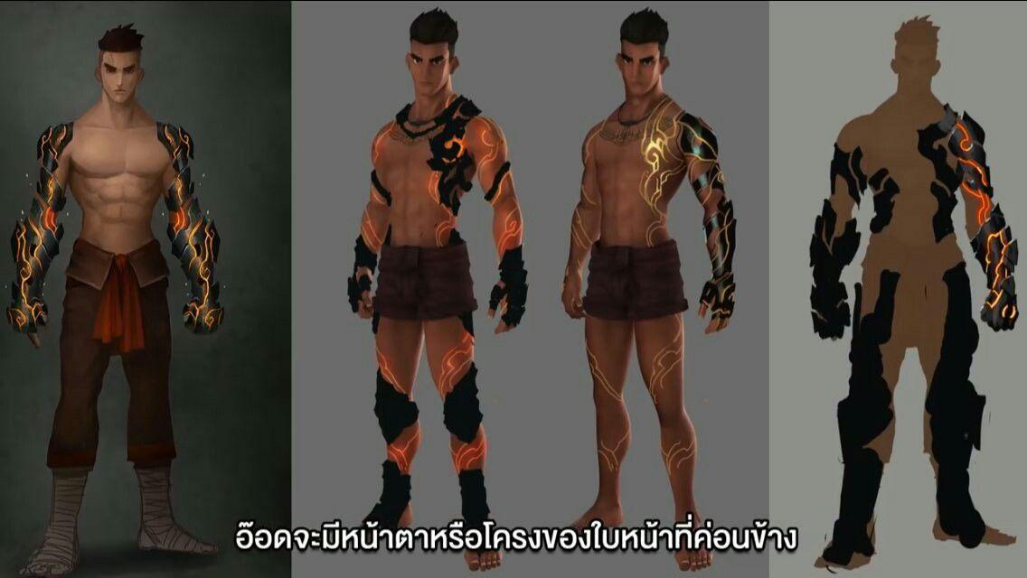 ป กพ นโดย Mike Bumpous ใน Rpg น กรบ แฟนพ นธ แท หน ง