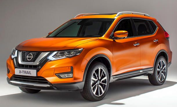 Nissan X Trail Facelift T32 2017 Preis Nissan Nissan Xtrail Suv