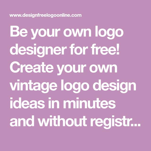 Logo Design Online Free Download Without Registration