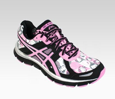 Hello Kitty Running Shoes - Bing Images