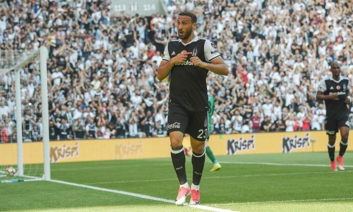 Tottenham Eye Move For Besiktas Striker Taking Champions