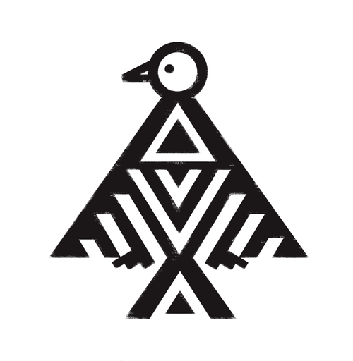 thunderbird - bearer of happiness   Native american symbols
