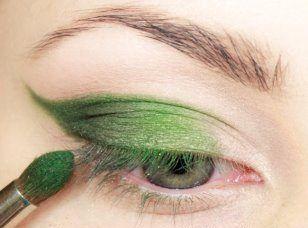 أجمل عيون 2016 باللون الأخضر عين 2016 بروعة اللون الأخضر سحر عينيك بلون اخضر Beautiful Makeup Beautiful Eye Makeup Makeup