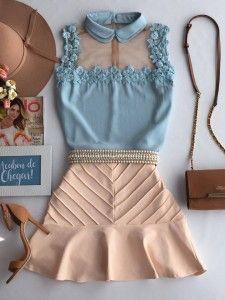 20f4179138797 Compre Blusa Feminina, Varios Modelos da Moda Feminina na loja Estação  Store com o menor