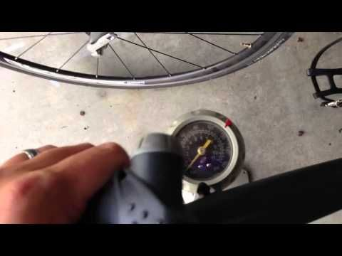 How To Inflate A Bicycle Tire This Is How To Inflate A Presta