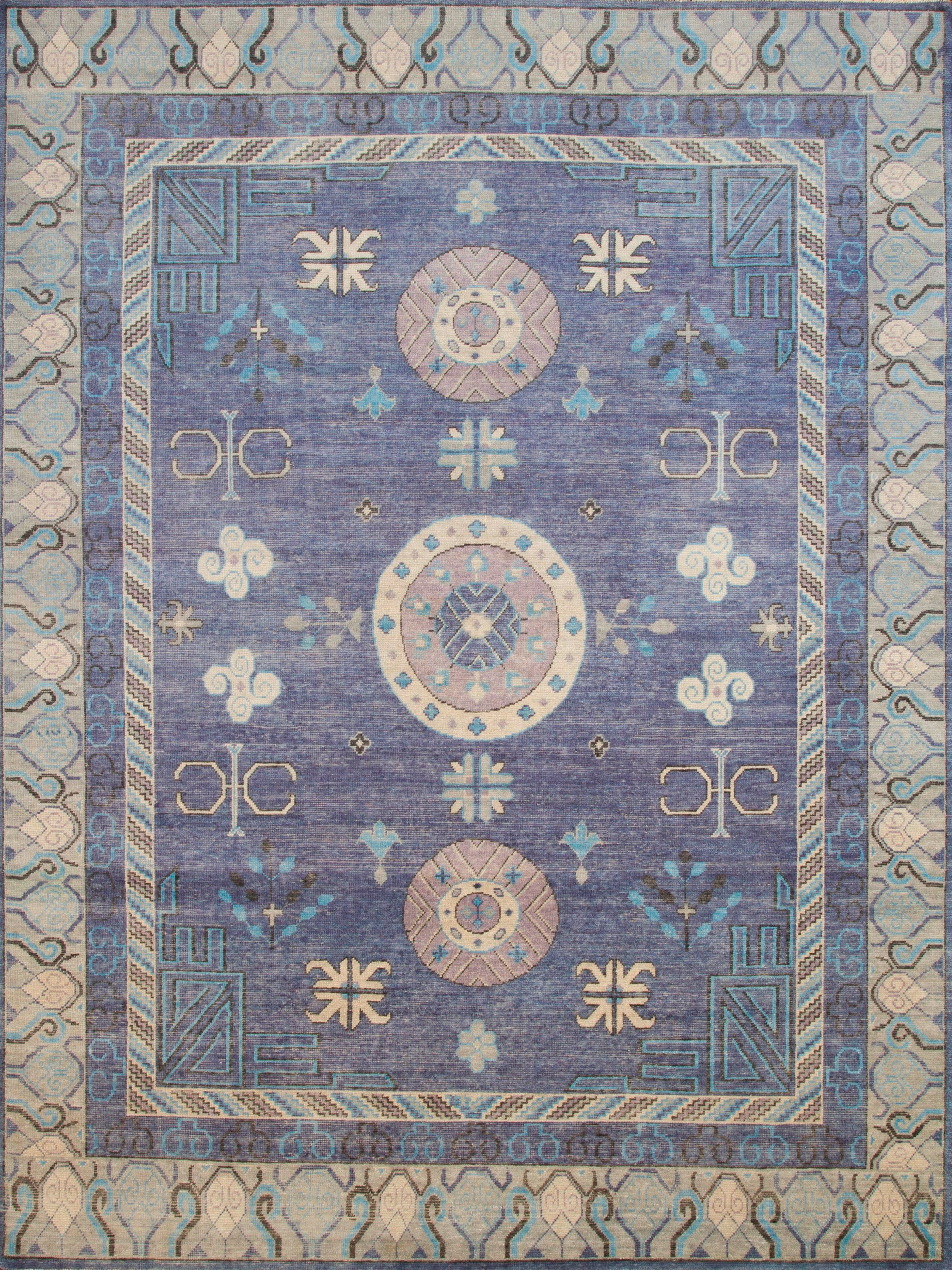 Kravet Carpet Valorous Indigo Ck 101564 Ind Lygopoulos Area Rugs