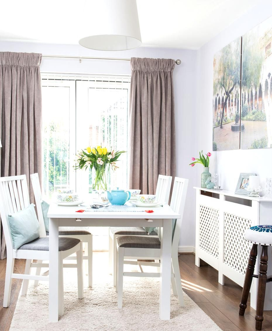 Dining Room Curtain Ideas On Trend And Elegant Looks For Window Treatments Dining Room Curtains Dining Room Window Treatments Elegant Dining Room