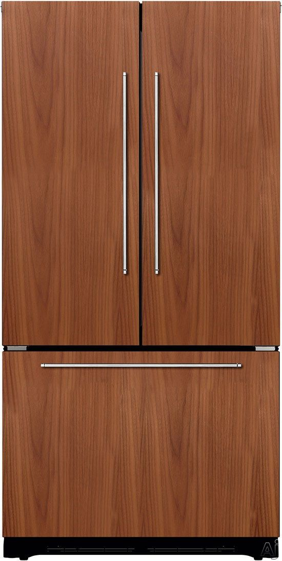 Bosch B22CT80SN 21.8 Cu. Ft. Counter Depth French Door Refrigerator With  Spill