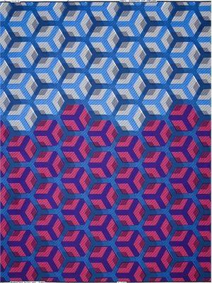 VLISCO | Véritable Hollandais | Since 1846 | Specials Wax Block (de stof voor mijn Vlisco stoel)
