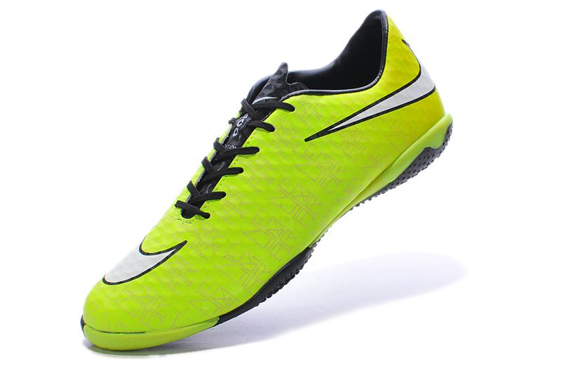 quality design ae11b 52d9f Most Expensive 2014 Nike Hypervenom Phantom IC Neymar Green White Black   61.99
