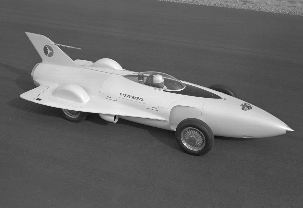 1954 firebird concept car automobiles including prototypes
