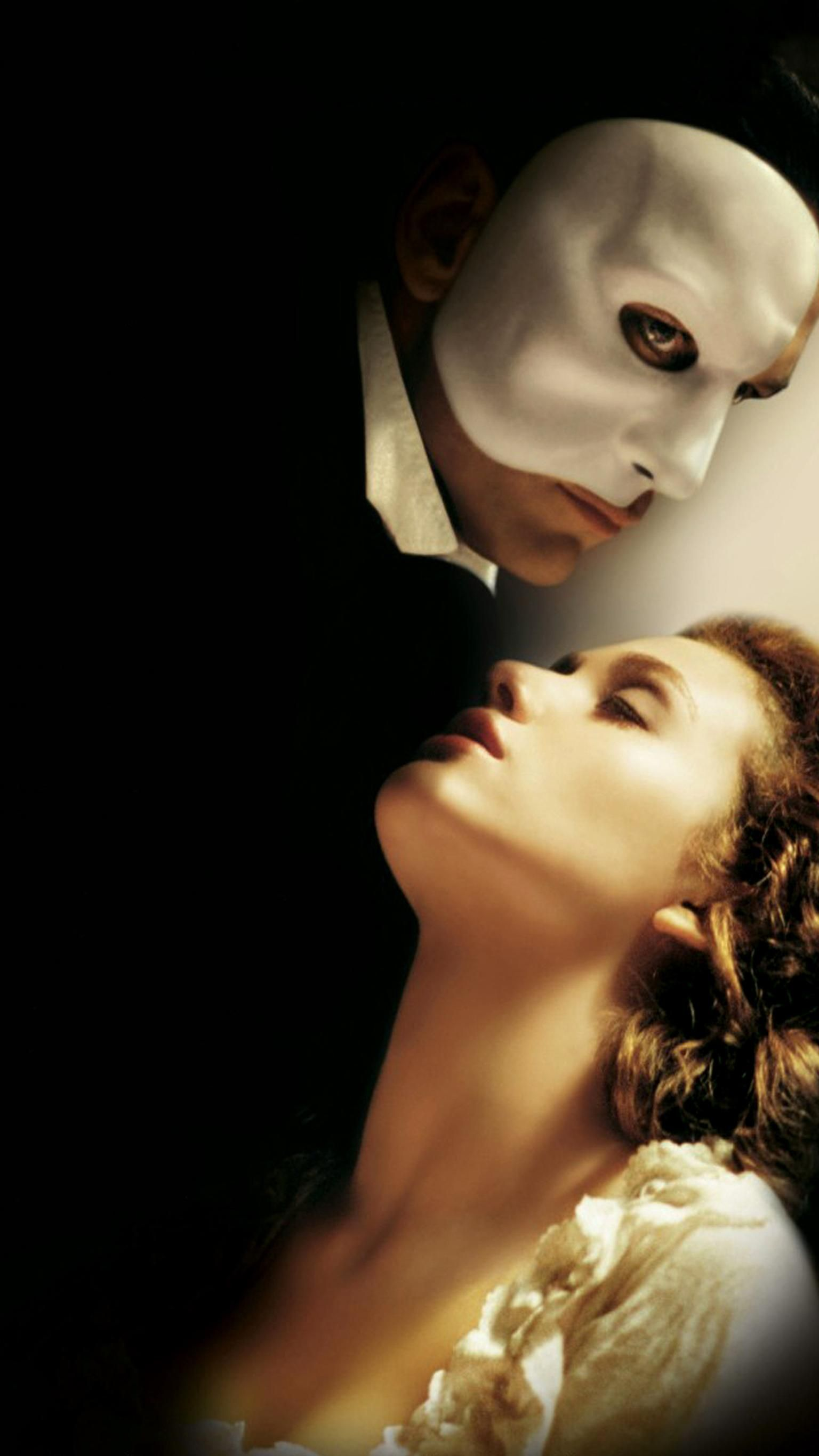 The Phantom Of The Opera 2004 Phone Wallpaper Moviemania Phantom Of The Opera Phantom Opera