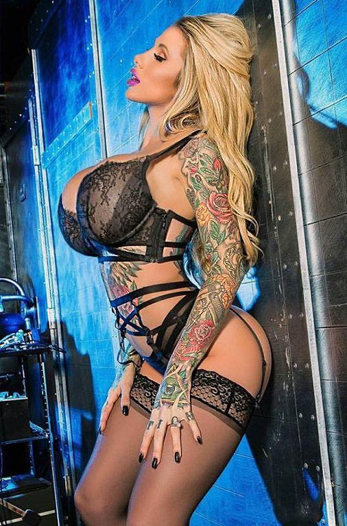tattoos and tits tumblr