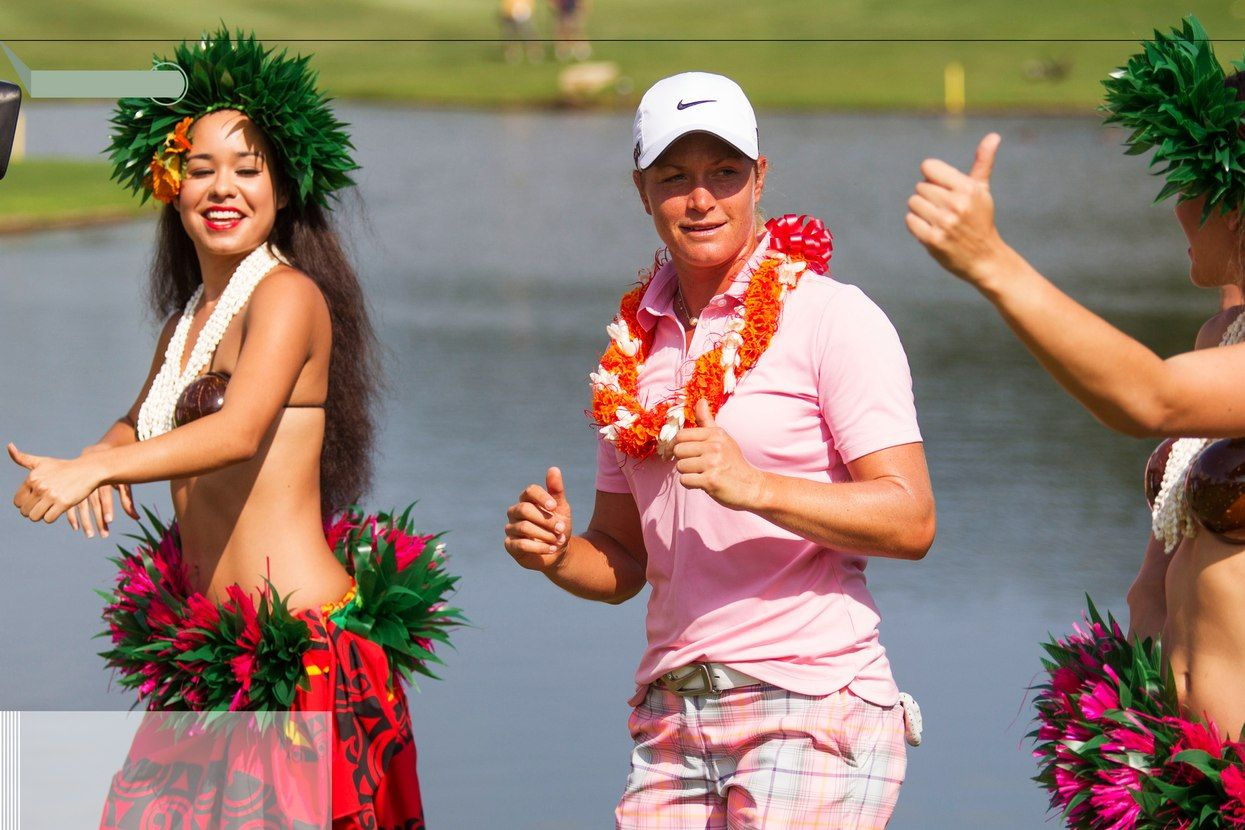 Suzann Pettersen, LPGA Lotte Championship Hawaii. Global Golf Post EURO Edition (2)
