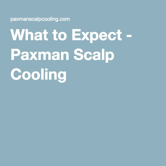 What To Expect Paxman Scalp Cooling Success People Around The