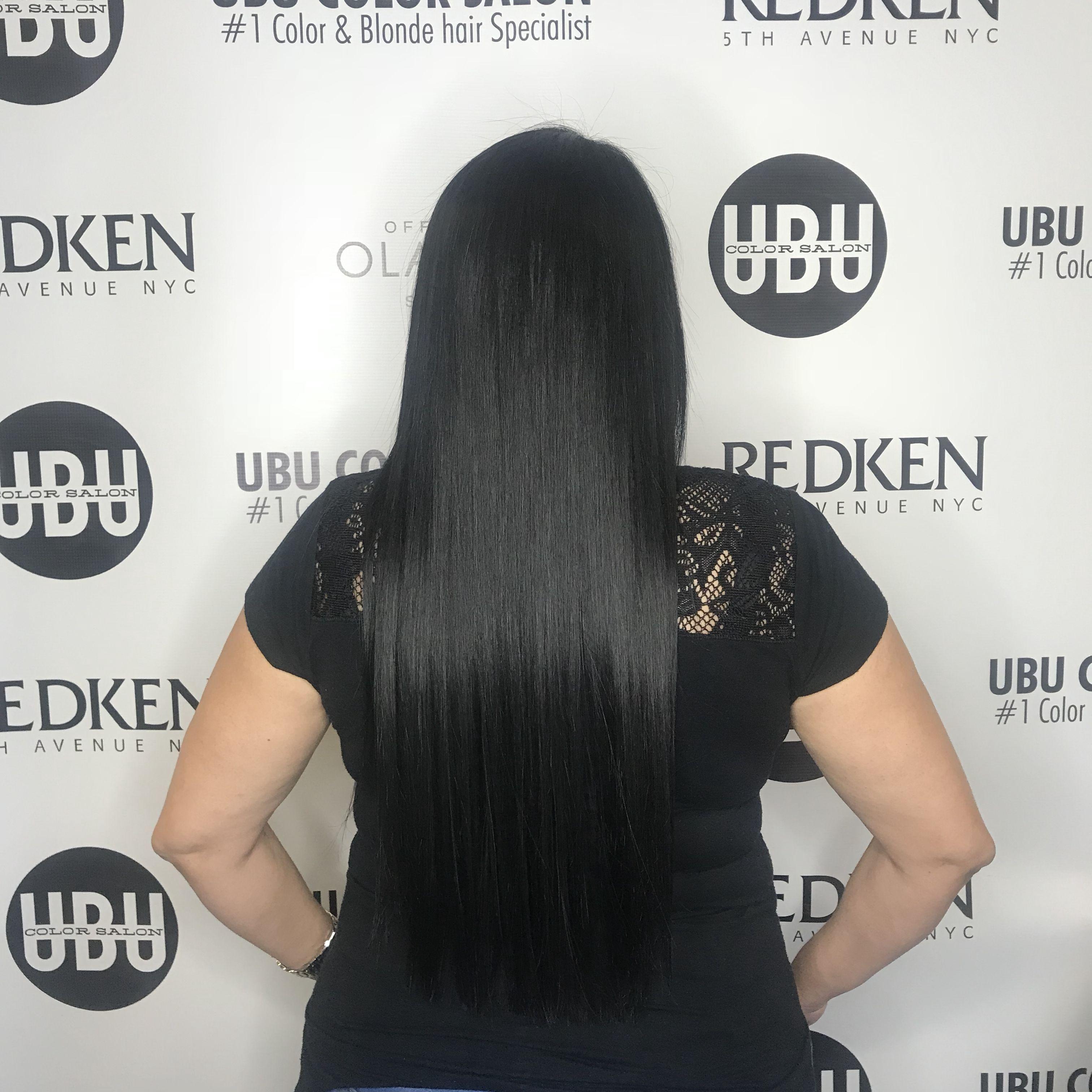Fatiha Ir Blonde Color Hair Specialist Long Hair Styles