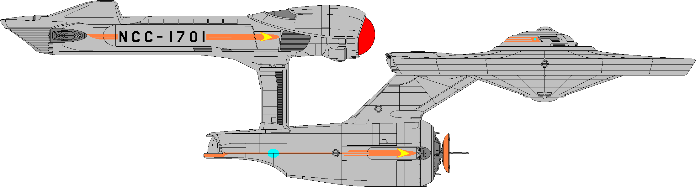 uss enterprise diagram mk consumer unit wiring ncc 1701 starship star trek the bad robot
