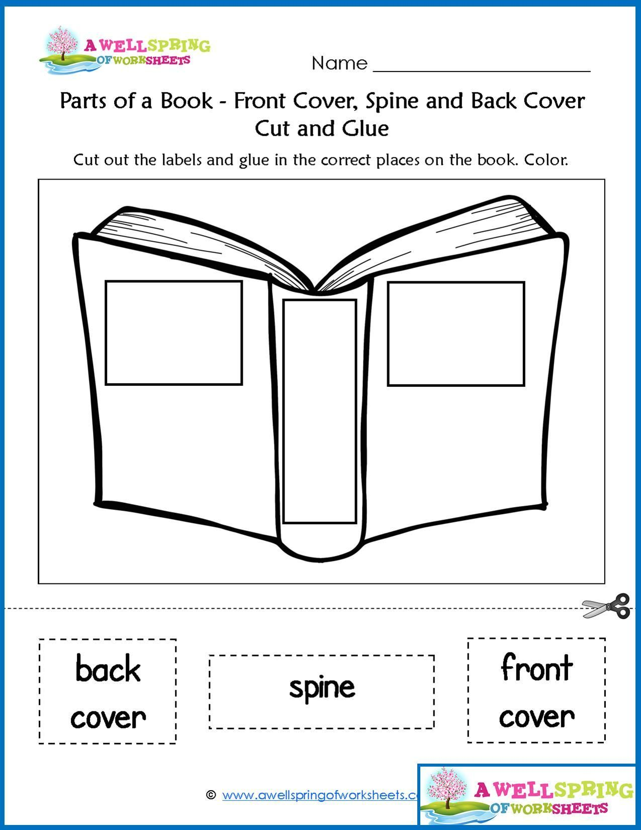 Body Worksheets For Kindergarten Worksheet Toddlers Parts Of A also Worksheets by Subject   A Wellspring of Worksheets also Worksheets by Subject   A Wellspring of Worksheets also Parts of a Fiction Text   Worksheet   Education besides  further  besides Parts Of A Book Worksheets Booklet For Plants We Eat Parts Of A Book as well The Book Bug  Parts of a Book  Good Fit Books  and Shelf Order additionally RL K 6 Worksheets    mon Core ELA likewise Parts Of A Book Worksheet Grade Worksheets For All Download Special moreover Parts of a Book   Parts of a Book   Liry lesson plans  Liry together with Parts of a book lesson 2nd besides  also Worksheets by Subject   Reading Activities   Parts of a book in addition  as well Parts of a Book by The Learning Liry   Teachers Pay Teachers. on parts of a book worksheet
