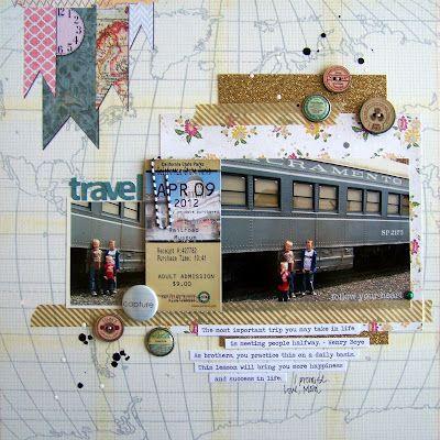 Travel layout
