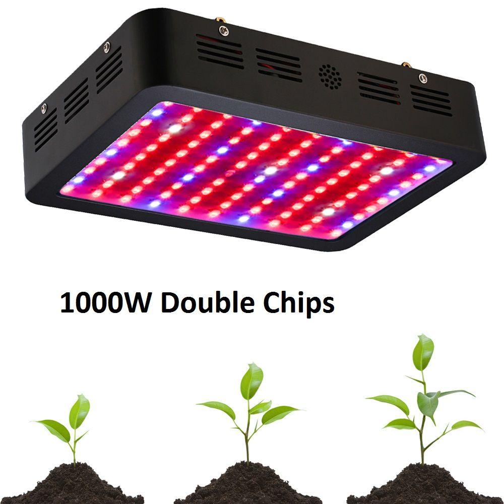 Bossled 1000 Watt 1500 Watt 1200 Watt 800 Watt Doppel Chips Led Wachsen Licht Gesamte Spektrum Led Wachsen Lichter Fur Zimmerpflanz Plante Interieur Led Plante