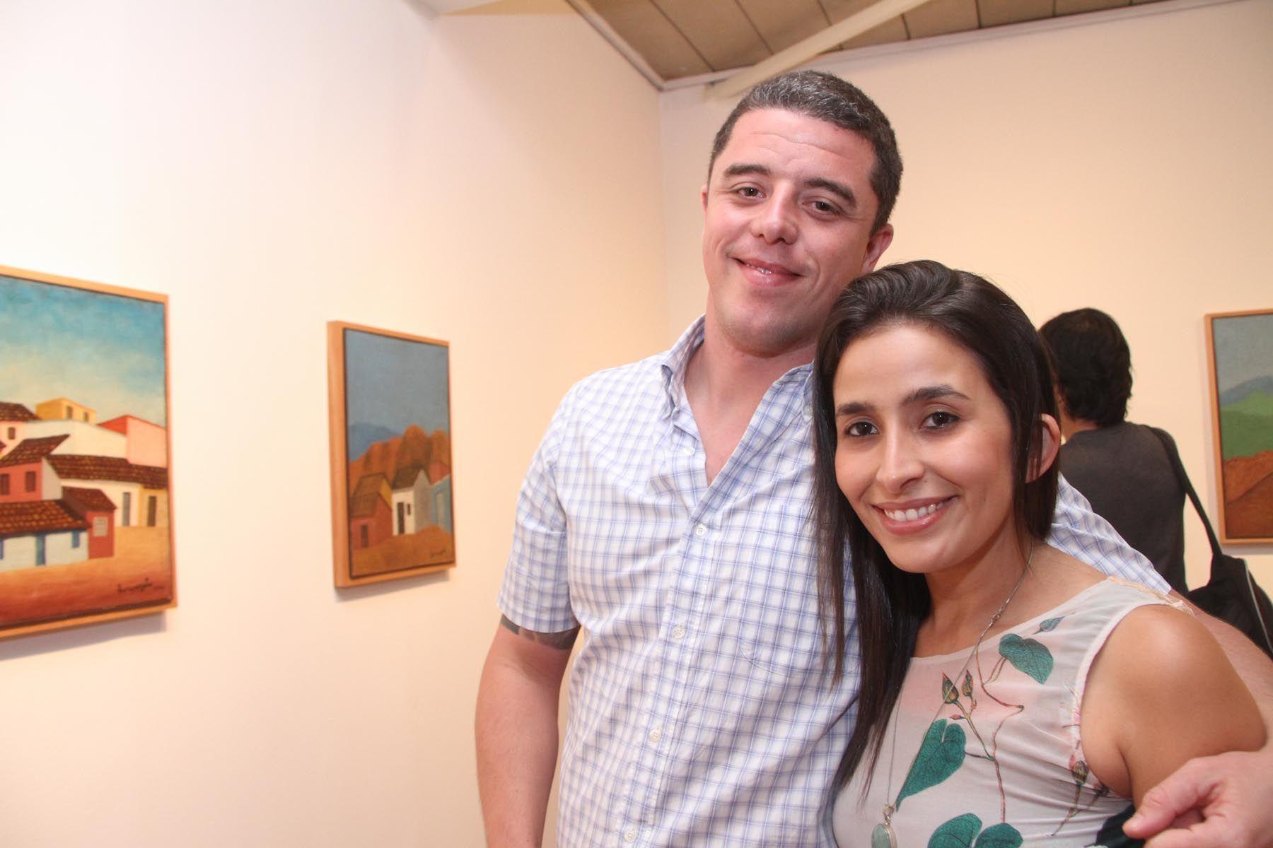 Martim Pelisson e Joana Andrade